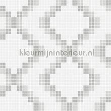 Mosaic ruiten wallcovering Dutch Wallcoverings Eclipse FD23863