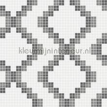 Mosaic ruiten wallcovering Dutch Wallcoverings Eclipse FD23864