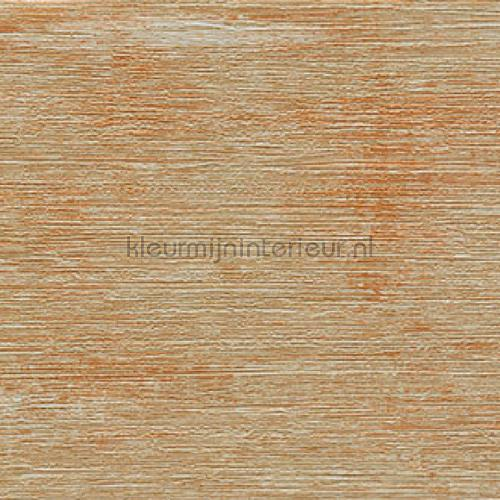 Belize grijs oranje wallcovering VP 890 04 Eldorado Elitis