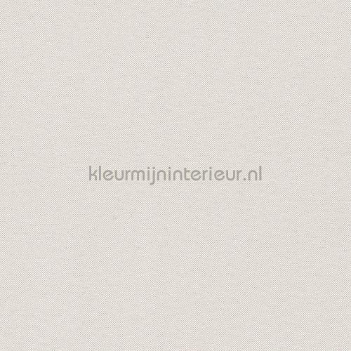 Linnen look off white gemeleerd behang 304861 behang Top 15 AS Creation