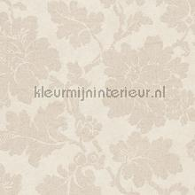 Grote bloem beige papel pintado AS Creation Elegance 3 305192