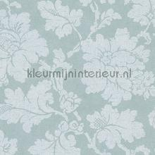 Grote bloem zacht mint papel pintado AS Creation Elegance 3 305193