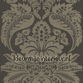 Large damask antracite Elegance and Tradition VI rasch