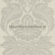 Large damask light grey behang Rasch Elegance and Tradition VI 515244