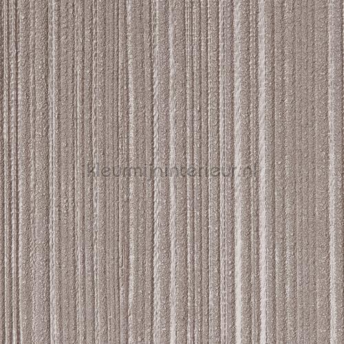 Stratos relief lijnen taupe papel pintado 47106 Elements Arte
