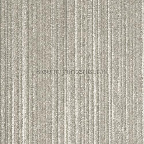 Stratos relief lijnen vergrijsd bruin papel pintado 47110 Elements Arte