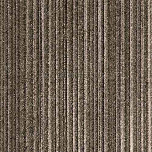 Stratos relief lijnen diep bruin papel pintado 47117 Elements Arte