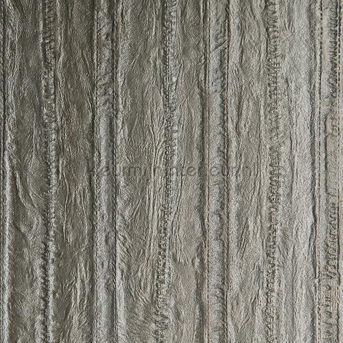 Ecorse bruinig grijs metallook papel pintado 47159 Elements Arte