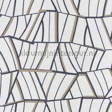Lalique blanc petale papel de parede Casamance Ellington 73880120