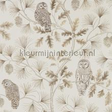 Owlswick wallcovering Sanderson Vintage- Old wallpaper