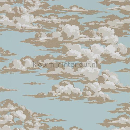 silvi clouds tapet 216601 Cottage Sanderson