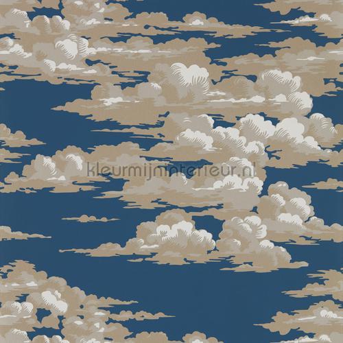 silvi clouds carta da parati 216602 Cottage Sanderson