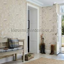 Warwick wallcovering Sanderson Vintage- Old wallpaper