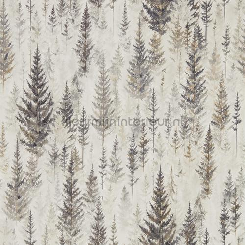 juniper pine tapet 216621 Cottage Sanderson