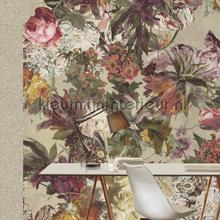 69092 fotobehang Rasch Bloemen Planten