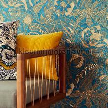 Sierlijk bloementafereel behang Eijffinger Modern Abstract