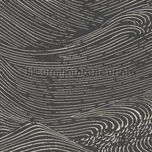 Lijngetekende golven behang Eijffinger alle afbeeldingen