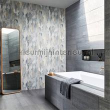 Multitude Slate-Kohl tapeten Harlequin Tapeten raumbilder