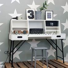 Big star papier peint Esta for Kids Everybody Bonjour 137-128-702