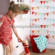 Het is feest behang Esta for Kids Baby Peuter