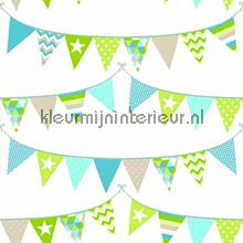 Het is feest papier peint Esta for Kids Everybody Bonjour 137-138-719