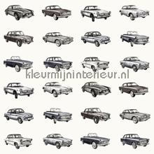 Vintage auto`s behang Esta for Kids jongens