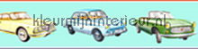 Vintage auto`s rand behang Esta for Kids Kinderranden