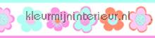 Retro flower rand papier peint Esta for Kids Everybody Bonjour 137-158-712