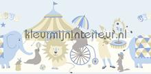 Circus rand papier peint Esta for Kids Everybody Bonjour 137-178-701