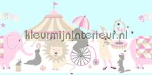 Circus rand papier peint Esta for Kids Everybody Bonjour 137-178-702