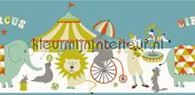 Circus rand papier peint Esta for Kids Everybody Bonjour 137-178-704