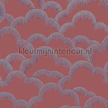 Cumulus tapet Hookedonwalls Exotique 17261