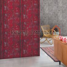 Stalen deur behang EW3203 aanbieding behang Dutch Wallcoverings