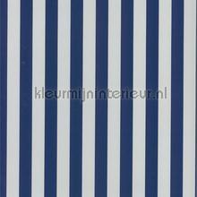 Strepen blauw behang Noordwand Baby Peuter