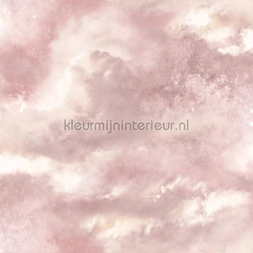 diamond galaxy blush papel pintado 260006 niñas Arthouse
