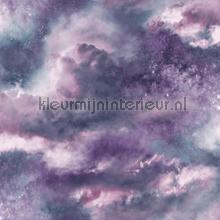 diamond galaxy purple tapet Arthouse Fantasia 260007