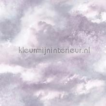 Diamond galaxy lilac papel de parede Arthouse raparigas