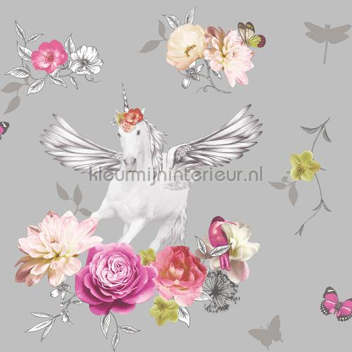 anastasia silver papel pintado 692303 niñas Arthouse
