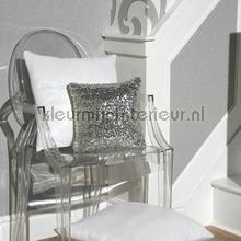 Glitterati plain platinum behang Arthouse uni kleuren