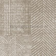 Patchwork wallcovering Arte Flamant Caractere 12050