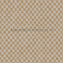 Damier wallcovering Arte Flamant Caractere 12062