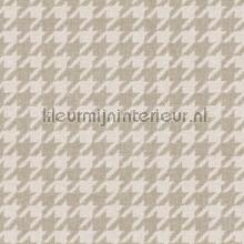 Pied-de-poule behang Arte Flamant Caractere 12080