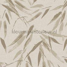 Bambou behang Arte Flamant Les Memoires 80021