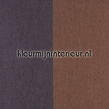 Grand Stripe Havane et Chocolat papel pintado Arte Flamant Suite II 30001