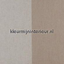 Grand Stripe Flax et Potatoes papel pintado Arte Flamant Suite II 30003