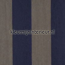 Nocturne Stripe Paris Boheme papel pintado Arte Flamant Suite II 30016