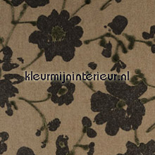 Metal Velvet Flower and Lin Coco behang Arte Flamant Suite III 18007