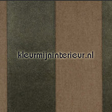 Stripe Velvet and Lin Coco behang Arte Flamant Suite III 18107