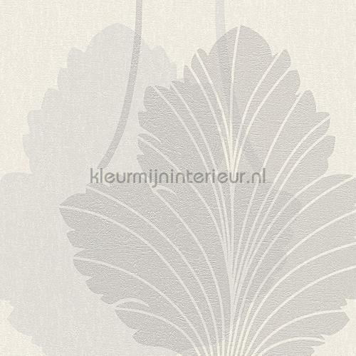 Fleece Royal leaves behang 96192-1 aanbieding behang AS Creation