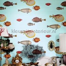 Acquario behang Cole and Son fantasie